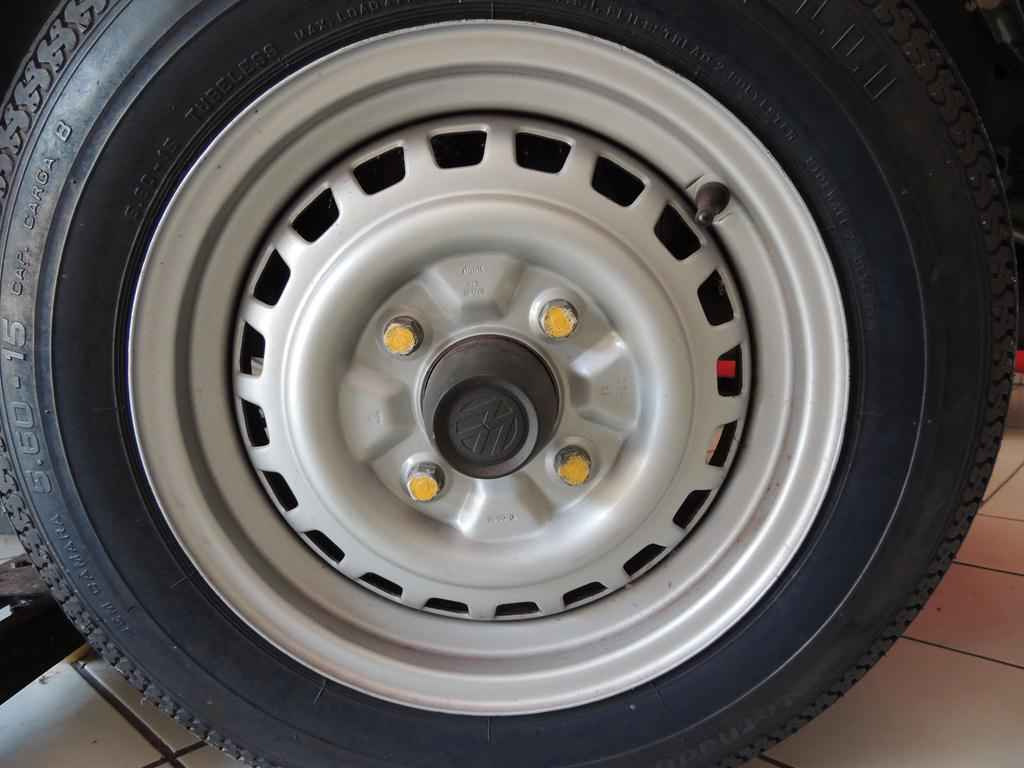 21595 1 - Fusca Mexicano 2003/2004 com 00024km