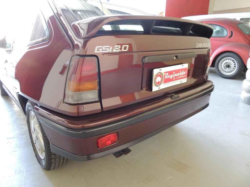 21815 - Kadett GSI 2.0 1992 com 8.000 km