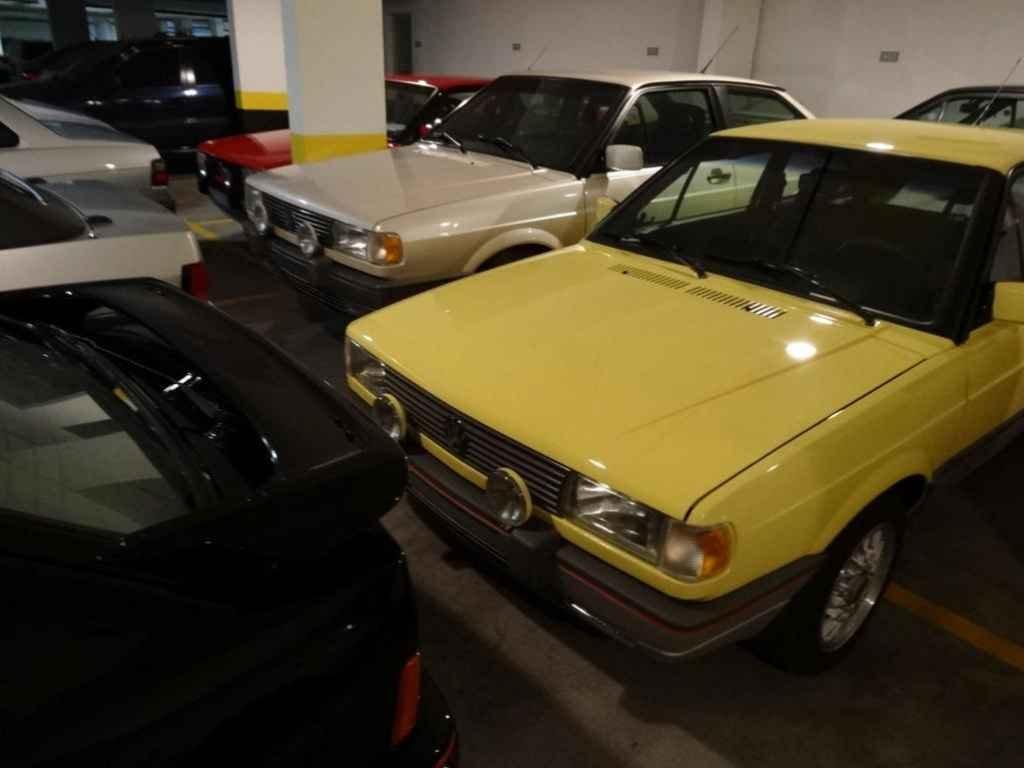 2196 3 - Garagem Volkswagen