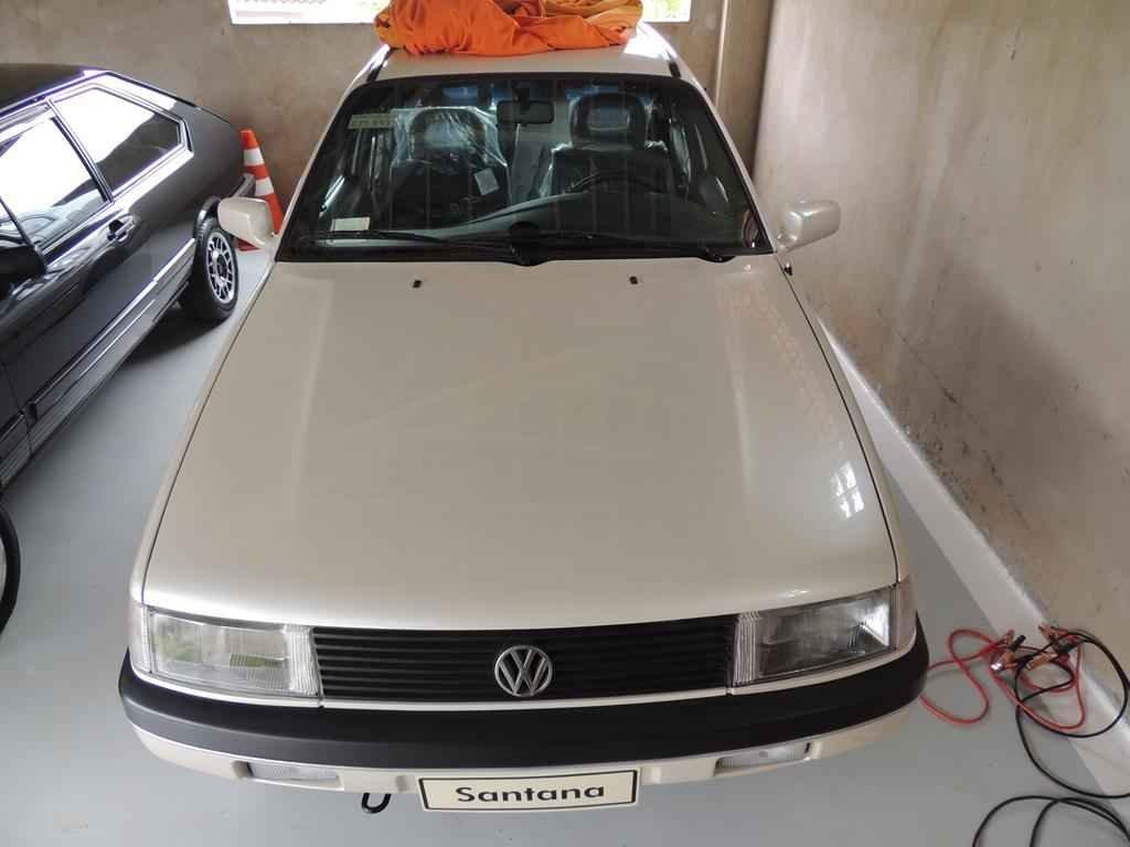 22172 - Santana GLSi 1994 1995 com 000492 km
