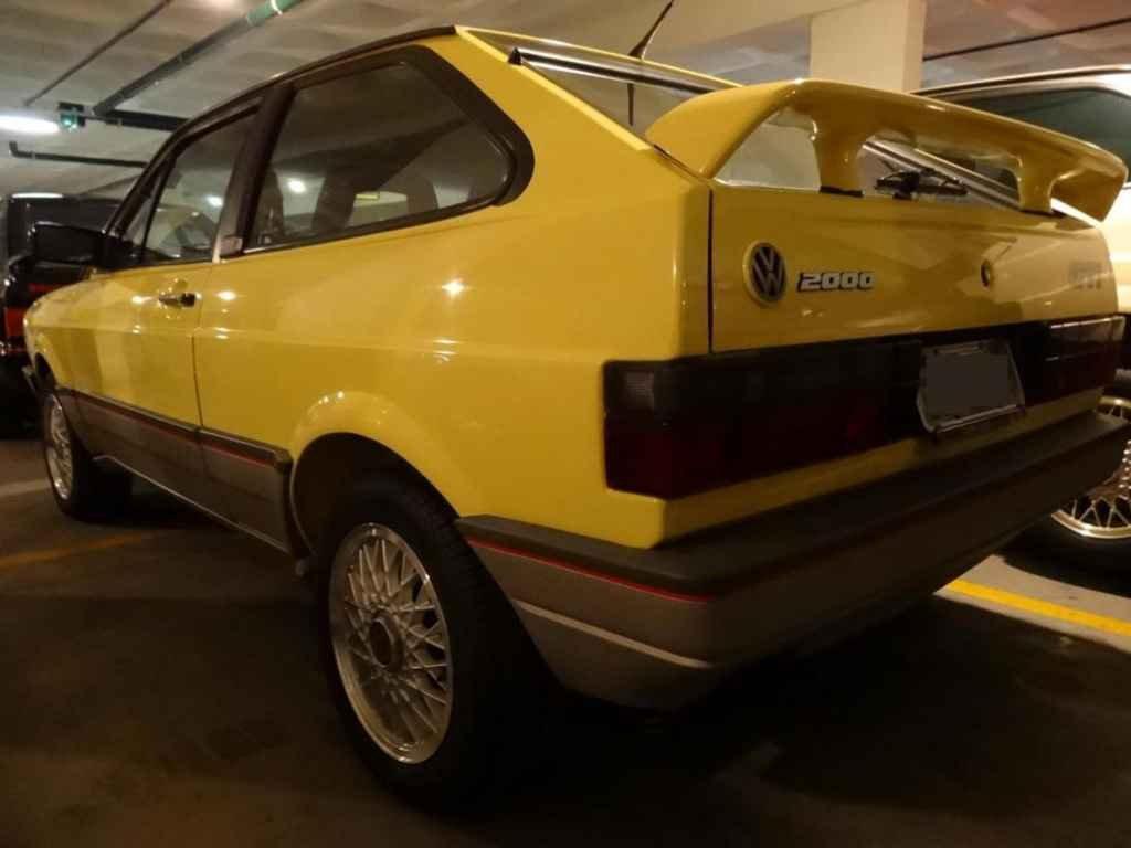 2223 1 - Garagem Volkswagen