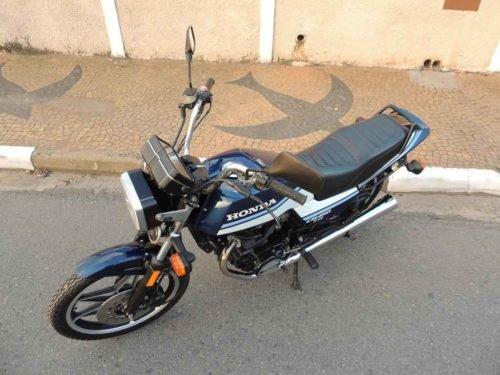 22380 500x375 - CB 450 TR 1987 com 00207 km