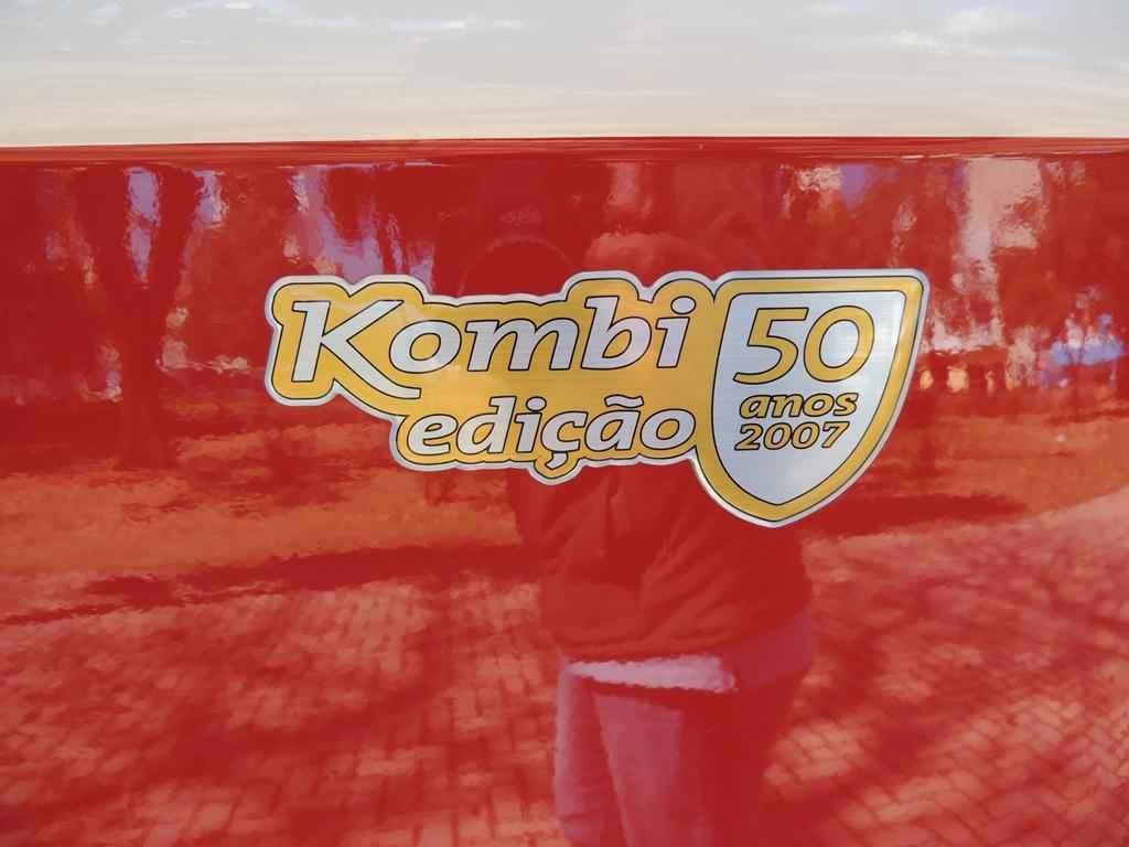 22618 1 - Kombi 50 Anos 2007/2008 2.400km 41/50