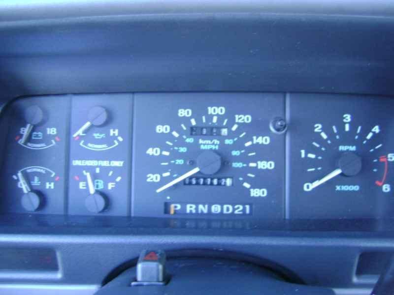 2262 1 - Explorer XLT 4x4 1994