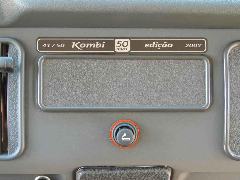 22668 - Kombi 50 Anos 2007/2008 1.600km 20/50