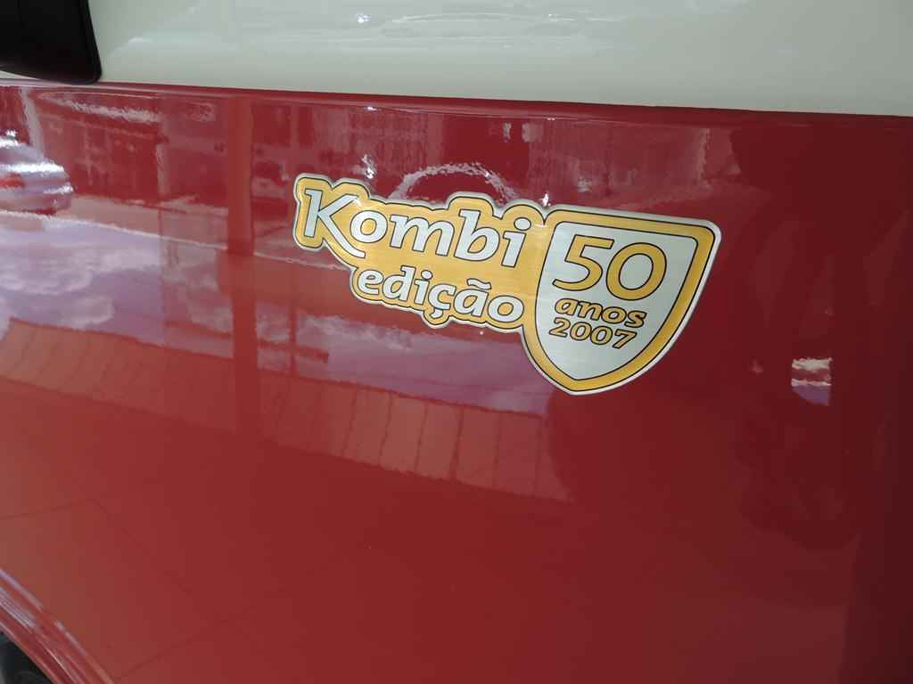 22865 - Kombi 50 Anos 2007/2008 1.600km 20/50