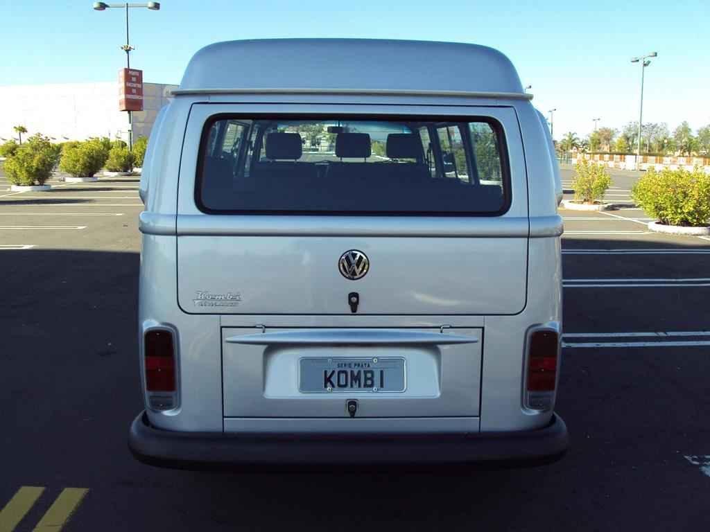 22923 - Kombi Serie Prata 2005 00013km