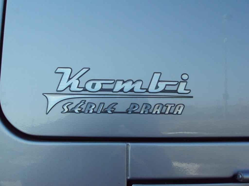 22925 - Kombi Serie Prata 2005 00013km
