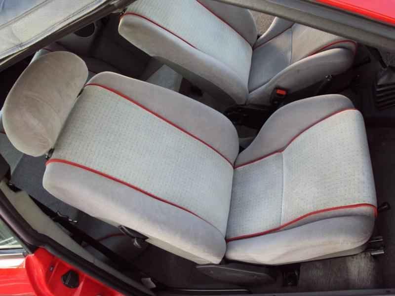 2298 2 - Escort XR3 1986 Conversivel