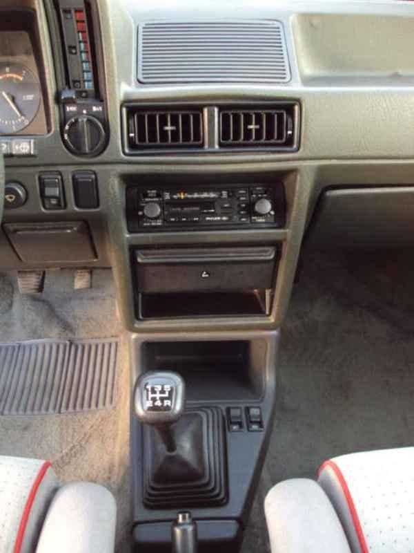 2311 2 - Escort XR3 1986 Conversivel