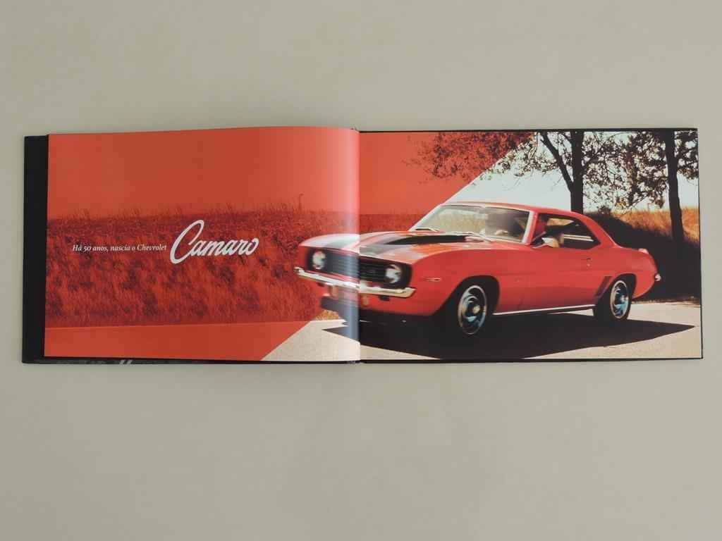 23645 - Camaro FIFYT 50 anos