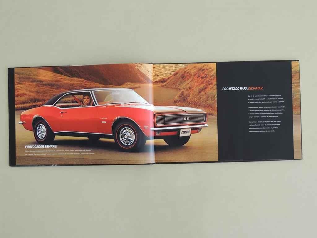 23647 - Camaro FIFYT 50 anos
