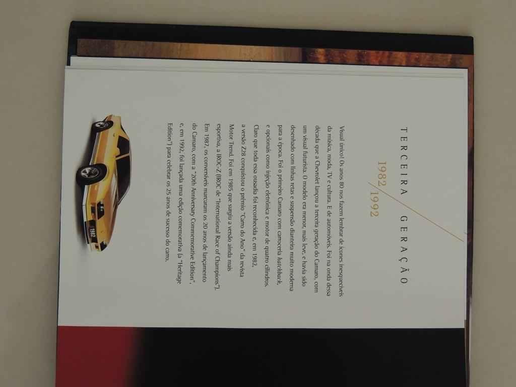 23721 - Camaro FIFYT 50 anos