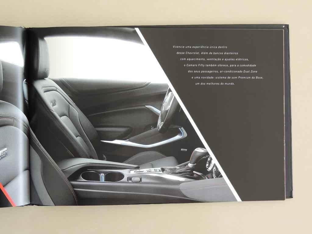 23744 - Camaro FIFYT 50 anos