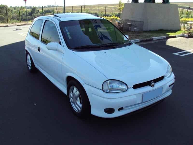 2378 1 - Corsa GSi 1996