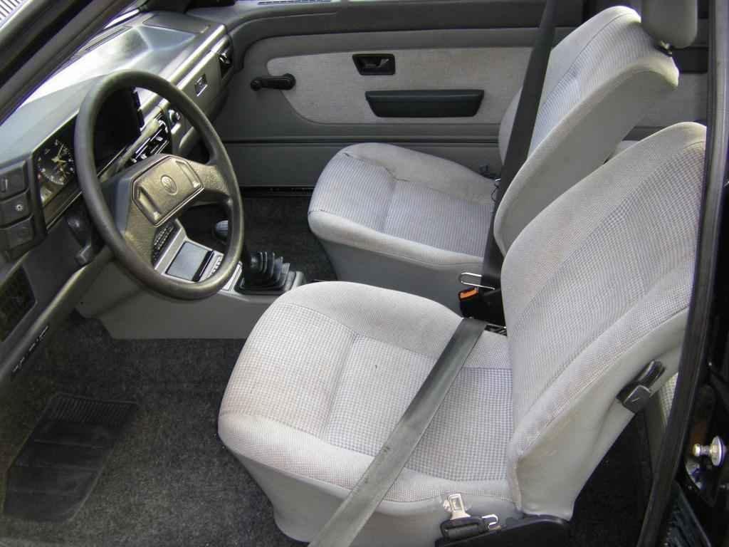 2397 - VW Fox (Voyage) Wolfsburg Edition