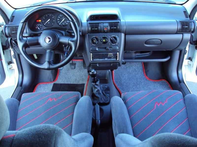 2404 1 - Corsa GSi 1996