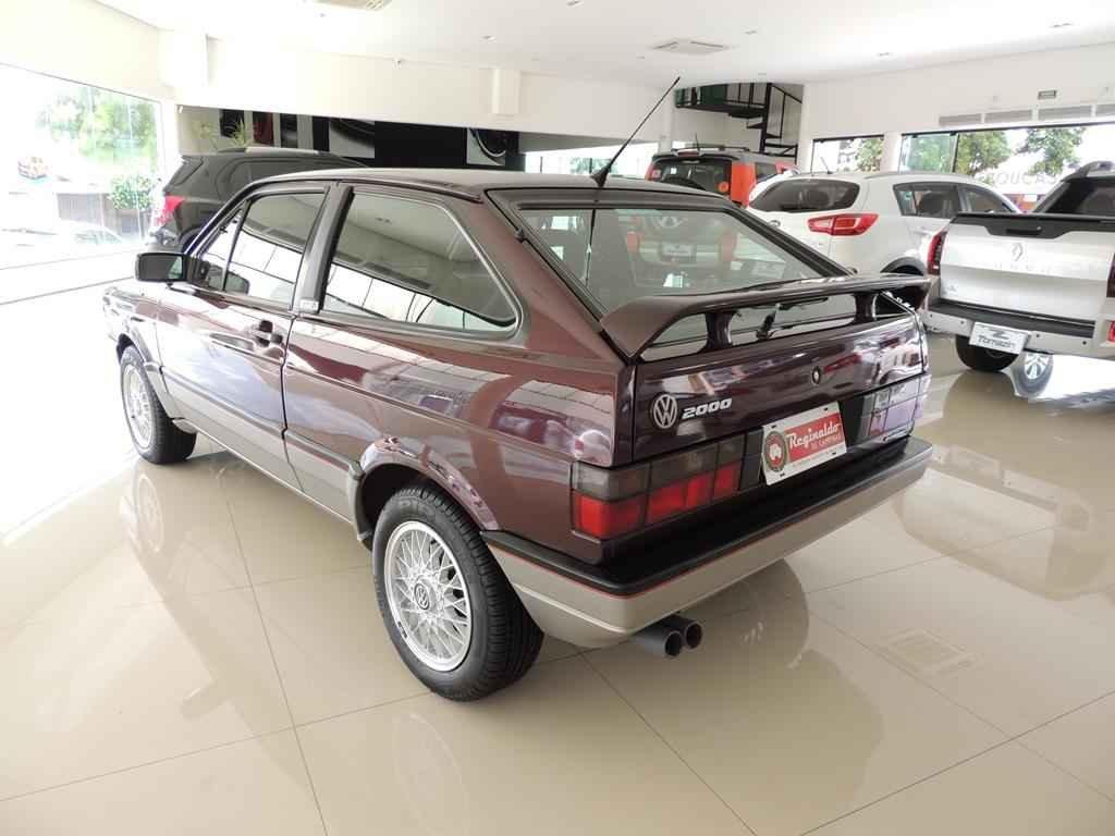 24460 - Gol GTI 1992 - 19.000 km