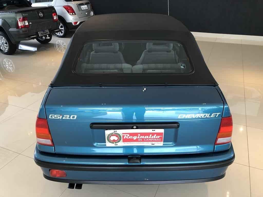 24574 - Kadett GSi 1993 - 8.000 km