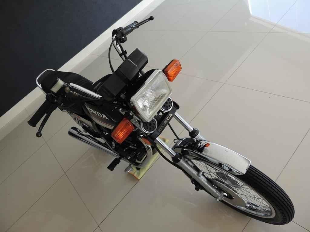 24740 - hONDA ML 125 1987 0KM