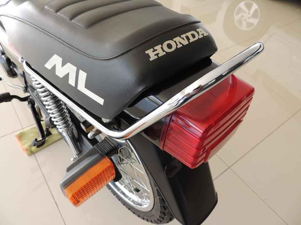 24745 - hONDA ML 125 1987 0KM