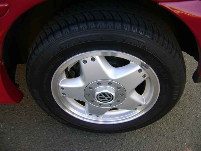 2476 2 - Gol GTi 1995