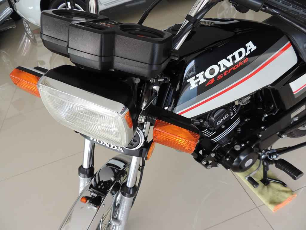 24767 - hONDA ML 125 1987 0KM