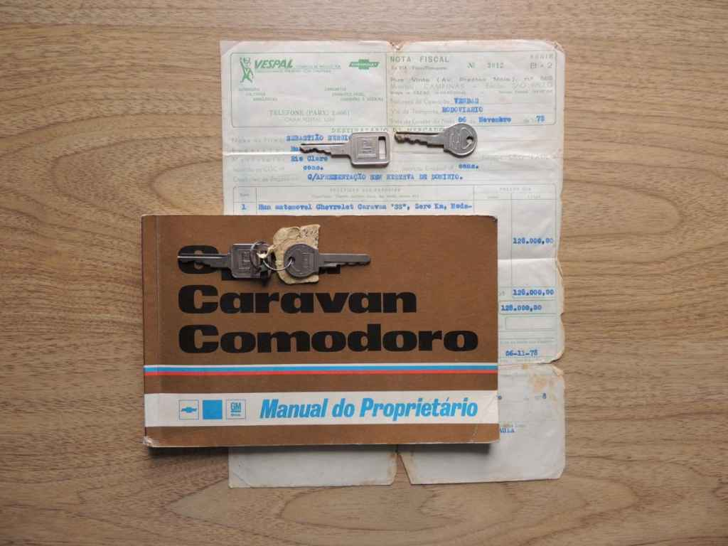 24895 - Caravan SS 1978 19.000 km