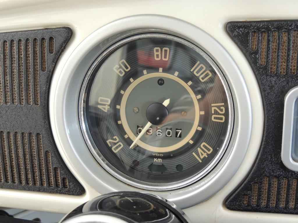 24950 - FUSCA 1972  3.600 KM