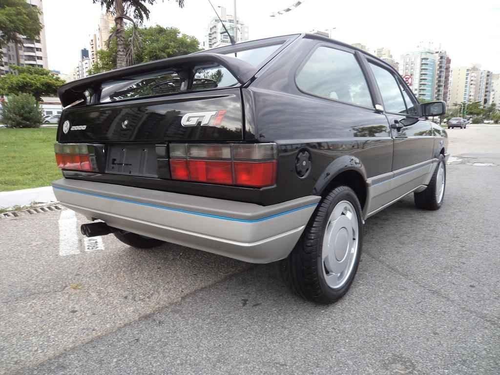 2521 1 - GOL GTI 1994 - preto