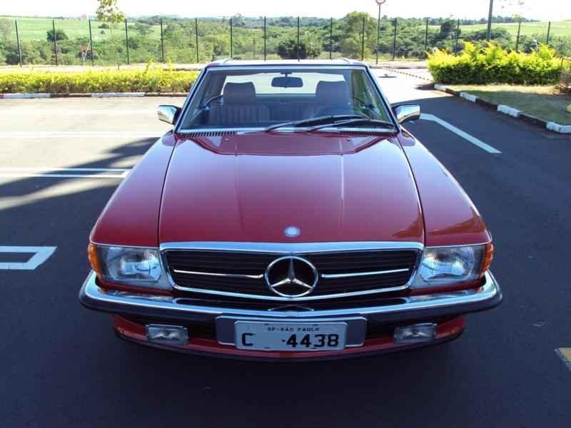 2570 2 - MB 300SL 1986 14.000km