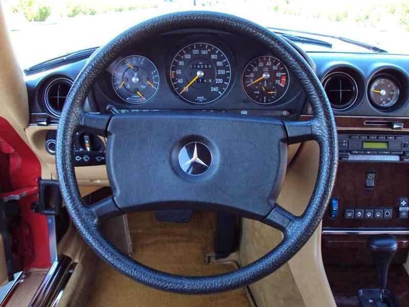 2624 3 - MB 300SL 1986 14.000km