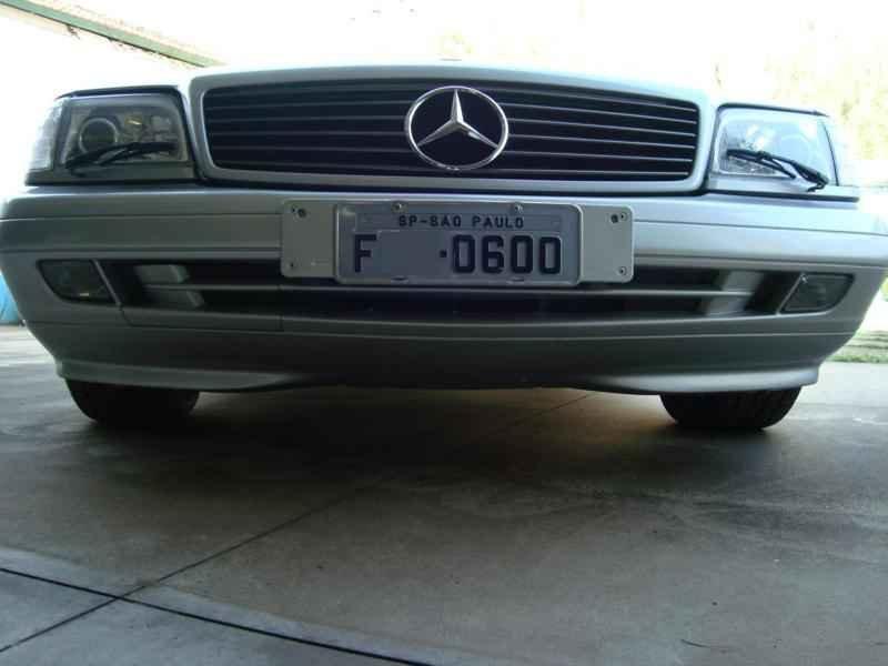 2738 2 - MB SL600 V12 1998 3.000km
