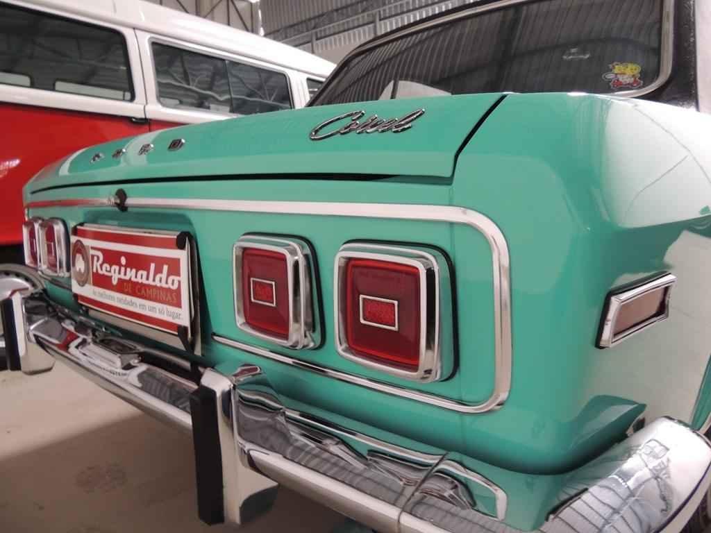 2740 1 - Garagem Colecionador