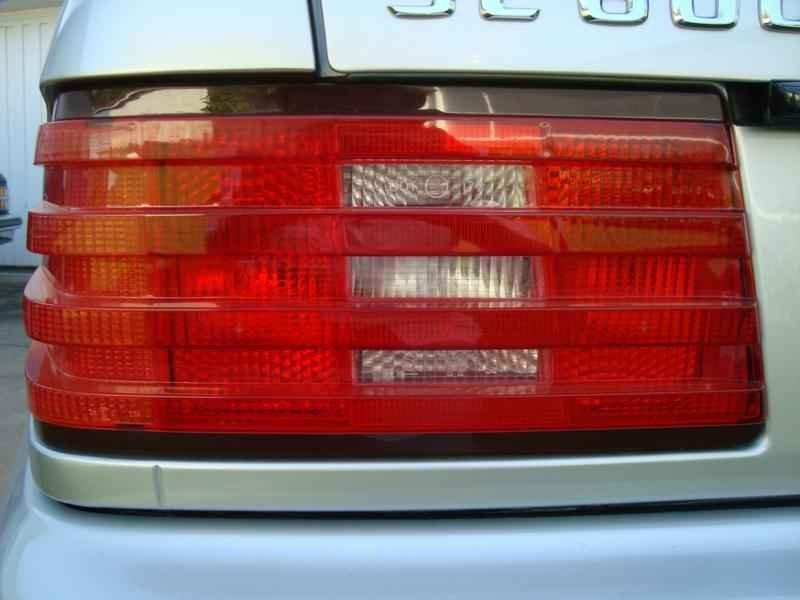2752 2 - MB SL600 V12 1998 3.000km