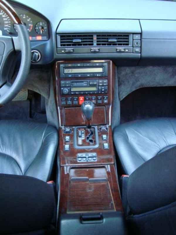 2784 2 - MB SL600 V12 1998 3.000km