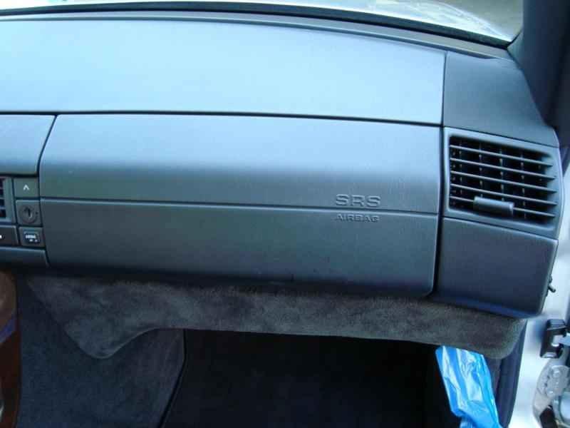 2789 1 - MB SL600 V12 1998 3.000km