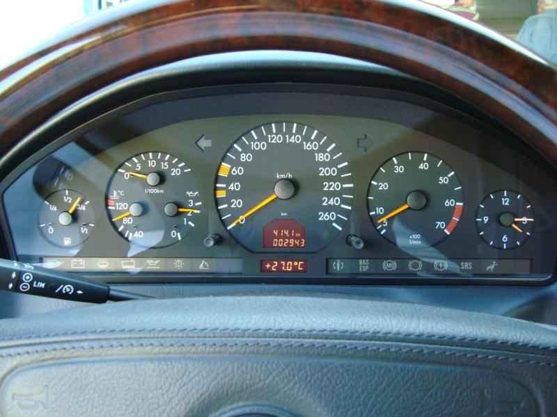 2791 2 - MB SL600 V12 1998 3.000km
