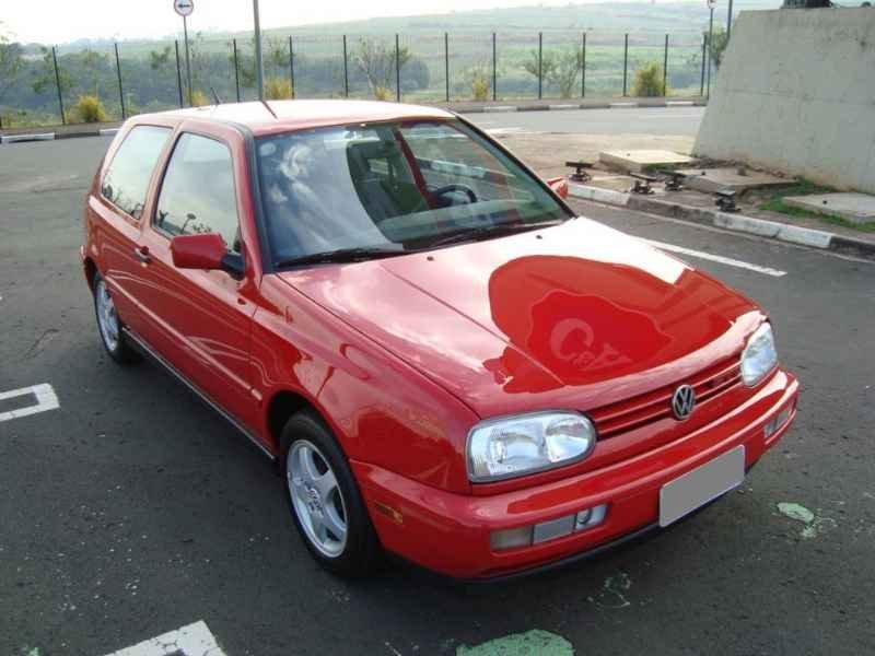 3026 - Golf GTi 1997 15.000km
