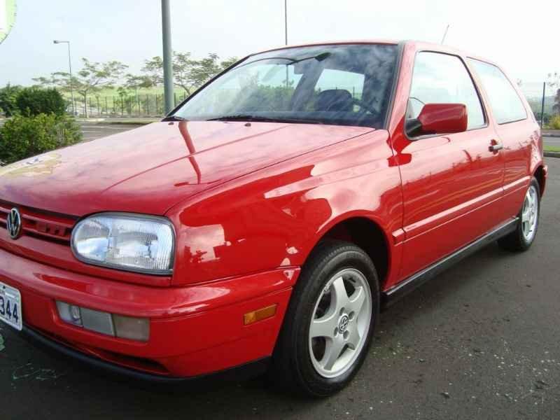 3031 - Golf GTi 1997 15.000km