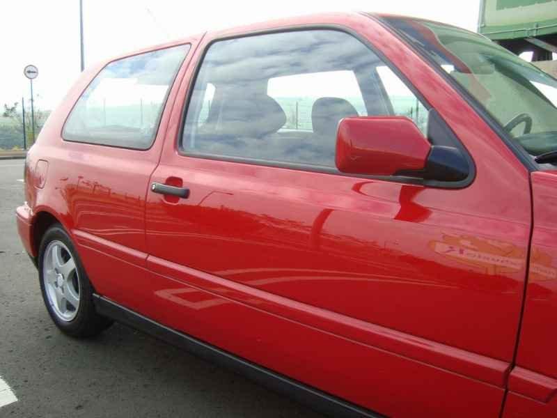 3041 - Golf GTi 1997 15.000km