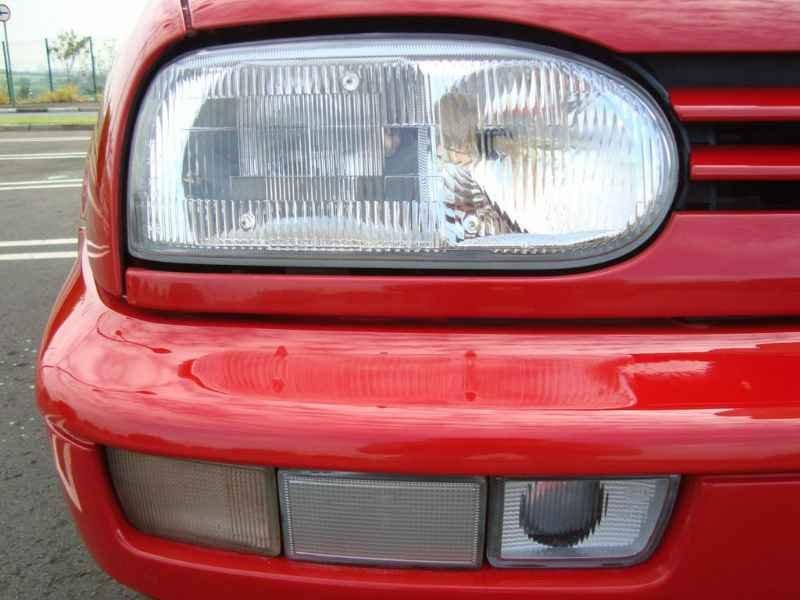 3043 - Golf GTi 1997 15.000km