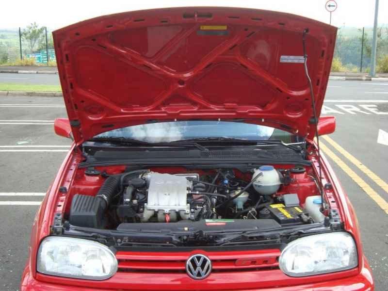 3053 - Golf GTi 1997 15.000km