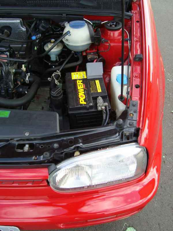 3056 - Golf GTi 1997 15.000km