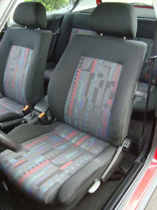 3063 - Golf GTi 1997 15.000km