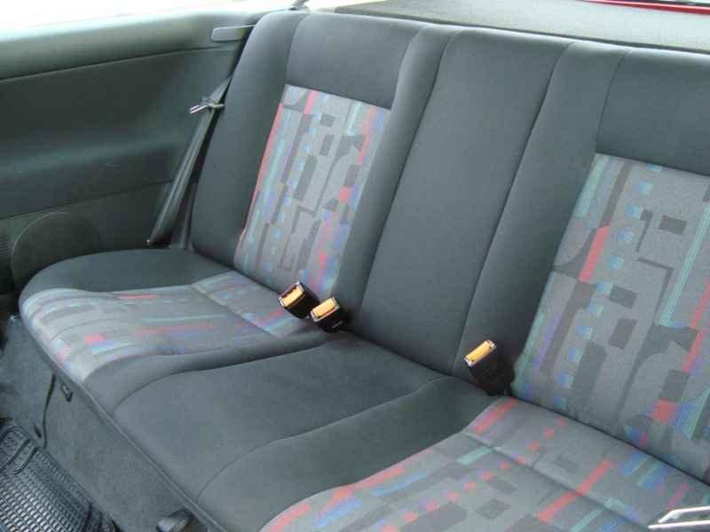 3067 - Golf GTi 1997 15.000km