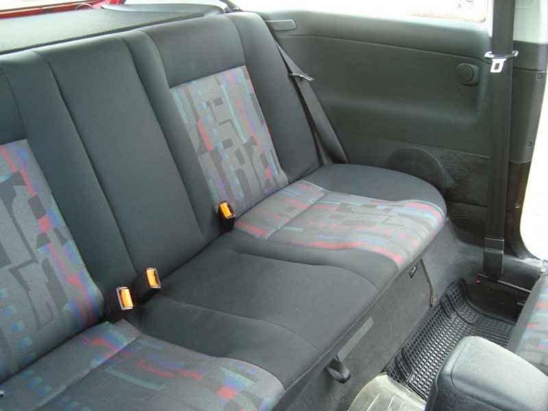 3068 - Golf GTi 1997 15.000km