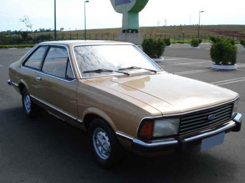 3270 - Corcel II 1978  11.000km
