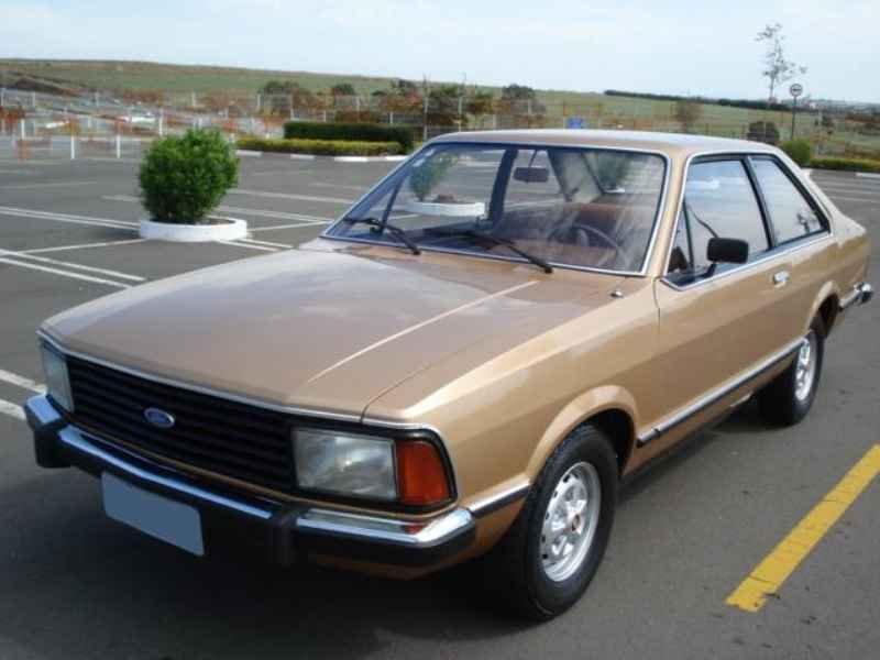 3271 - Corcel II 1978  11.000km