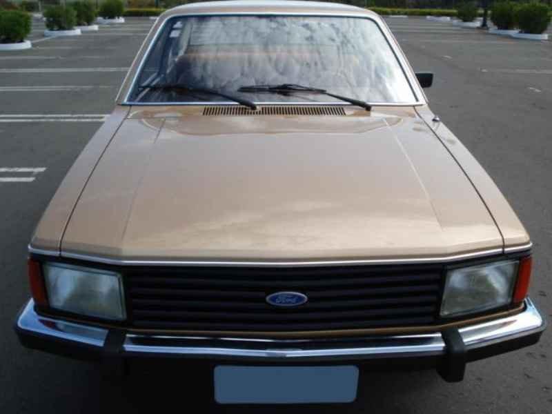 3272 - Corcel II 1978  11.000km